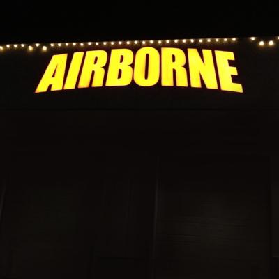 airborne night