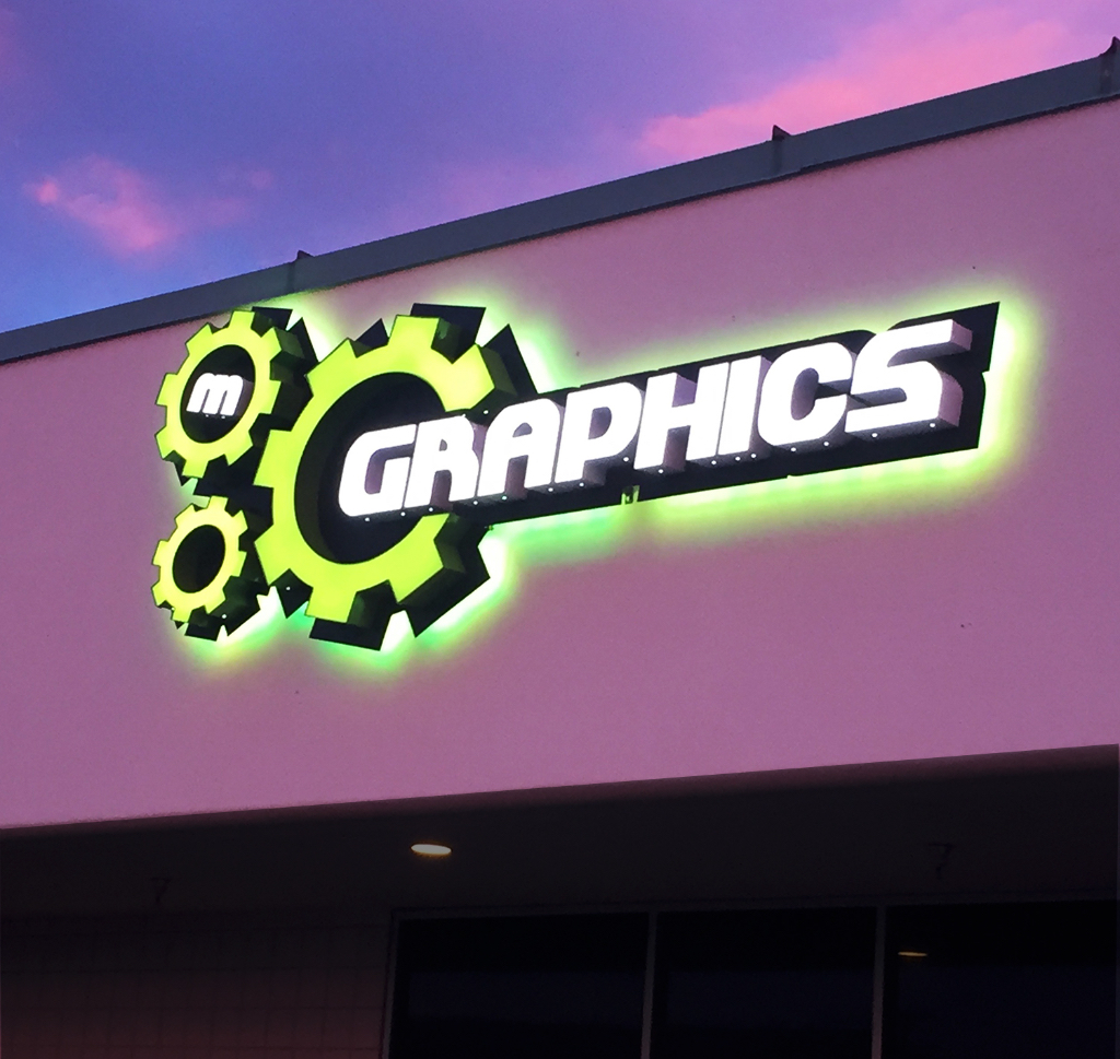 Does Your Lighted Business Sign Need a Permit?