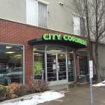 city corner