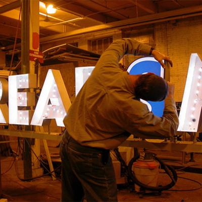 sign fabrication
