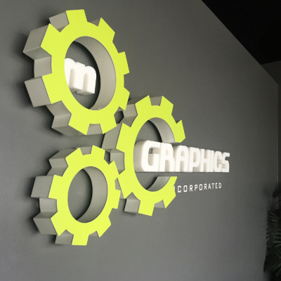m graphics and signs