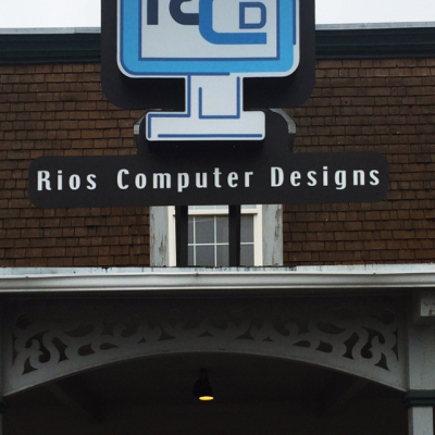 Business Channel Lettering Sign
