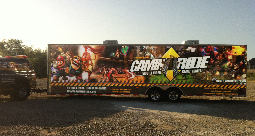 Vehicle Graphics: Promote Your Business from Behind the Wheel